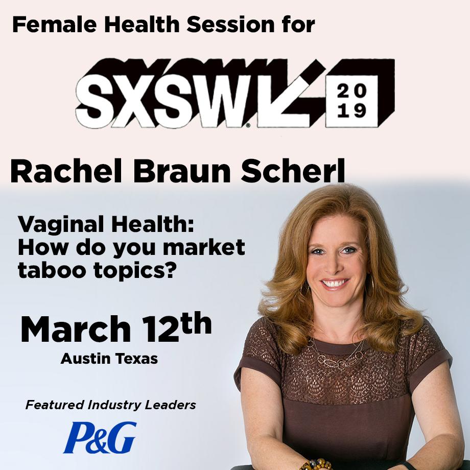 Vaginal Health Panel SXSW 2019